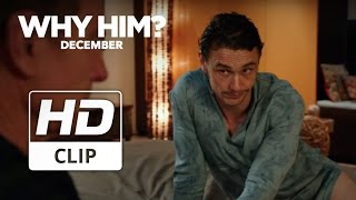 Download Why Him? | ″Check In″ | Official HD Clip 2016 Video