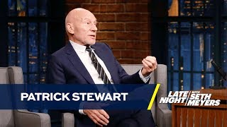 Download Patrick Stewart Has Beef with James McAvoy's Professor X Video