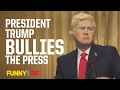 Download President Trump Bullies The Press Video