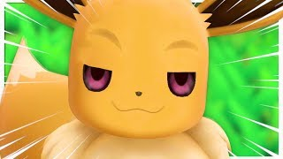 Download Pokemon Let's Go! but some funny stuff happens Video