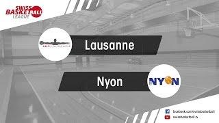 Download CSM 1/4: Nyon vs Lausanne Video