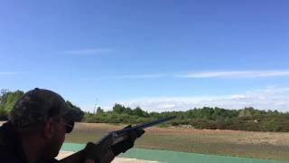 Download English Skeet at the National Clay Shooting Centre Video