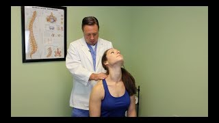 Download Athletic Patient Finds Relief With Chiropractic Adjustments For Chronic Pain Video
