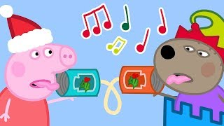 Download Peppa Pig English Episodes 🎄 Sharing is Caring 🎄 Peppa Pig Christmas Video