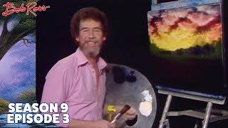 Download Bob Ross - Red Sunset (Season 9 Episode 3) Video