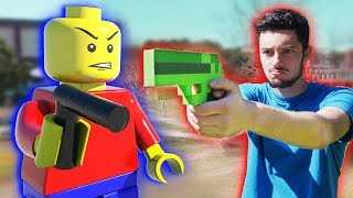 Download LEGO meets Minecraft 7 - Lego Wars Animation Movie!!! (Minecraft Animation) Video