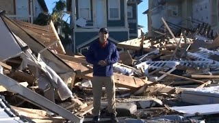 Download Hurricane Michael recovery efforts underway in Florida Video