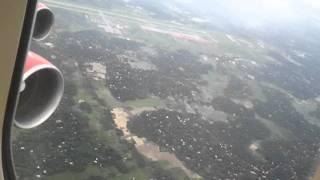 Download COCHIN INTERNATIONAL AIRPORT LANDING : NATURE OF KERALA..PERIYAR view Video