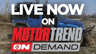 Download TEASER: Urban Wheeling at the Toledo Jeep Factory - Dirt Every Day Ep. 60 Video