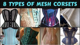 Download 8 TYPES OF MESH CORSETS | Lucy's Corsetry Video