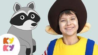 Download ЗВЕРУШКИ - КУКУТИКИ развивающая детская песенка как говорят животные для детей, малышей Video