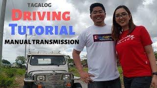 Download Paano mag drive ng Manual na kotse : Driving Tutorial Manual Transmission Video