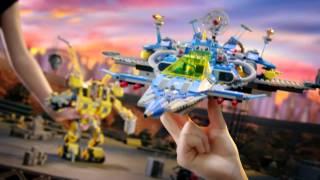 Download Emmet's Mech - THE LEGO MOVIE Video