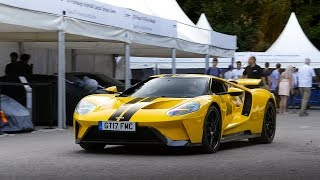 Download Supercars & Hypercars Leaving the 2018 Goodwood Festival of Speed! Video