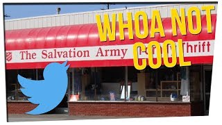 Download Homeless Woman Tweets of Terrible Treatment at Salvation Army ft. DavidSoComedy Video