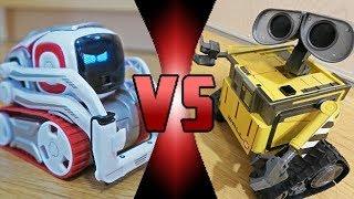Download ROBOT DEATH BATTLE! - Cozmo VS Wall-E (ROBOT DEATH BATTLE!) Video