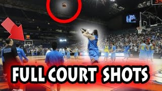Download Longest Full Court Shots in Basketball History (NBA) Video