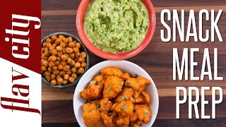 Download Snack Meal Prepping - Meal Prep For Snacks Video