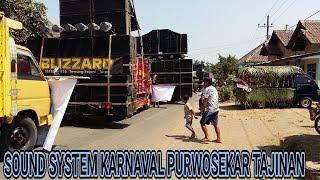 Download SOUND SYSTEM KARNAVAL PURWOSEKAR TAJINAN 09-09-18 Video