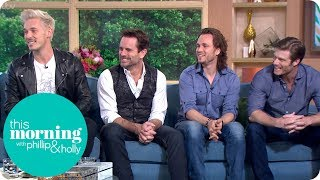 Download The Stars of Nashville Love Taking the TV Show on Tour and Meeting the British Fans | This Morning Video