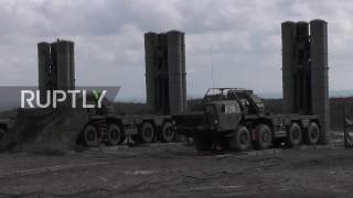 Download Russia: Crimea's new S-400 missile system ready for combat Video