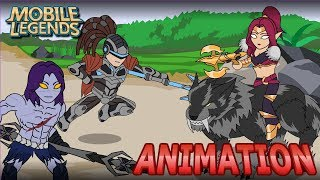 Download MOBILE LEGENDS ANIMATION #20 THE DUELLISTS - PART 1 OF 3 Video
