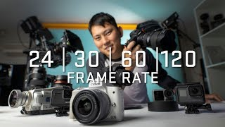 Download What Frame Rate Should You Be Filming In? Video