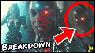 Download Justice League Official Trailer 1 Breakdown Video
