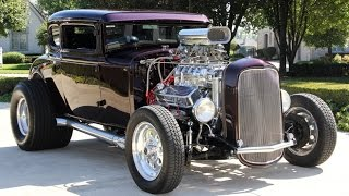 Download 1931 Ford Model A Street Rod For Sale Video