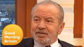Download Alan Sugar Goes Head to Head With Piers Morgan | Good Morning Britain Video