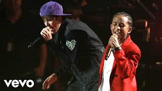Download Justin Bieber - Never Say Never ft. Jaden Smith (Live) Video