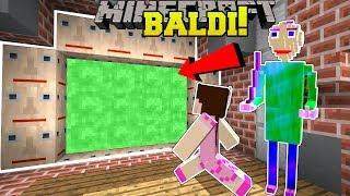 Download Minecraft: PORTAL TO BALDI'S DIMENSION!!! - Custom Map Video