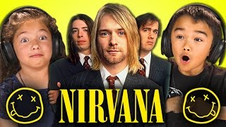 Download KIDS REACT TO NIRVANA Video
