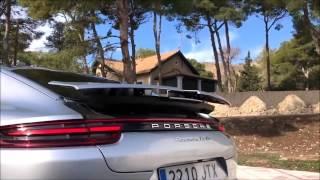 Download 2017 Porsche Panamera Turbo - Launch Control Sound Video