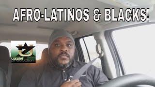 Download Afro-latinos vs. Being BLACK! Video