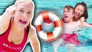 Download BECOMING LIFEGUARDS FOR A DAY! (Day Jobs) Video