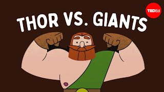 Download The myth of Thor's journey to the land of giants - Scott A. Mellor Video
