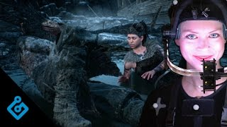 Download Game Informer Pushes Hellblade's Mocap Process To Its Limits Video