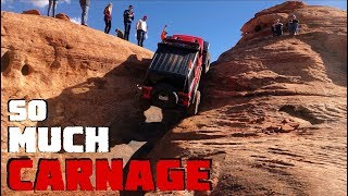 Download Our Jeep Wrangler JLU Rubicon Conquers The Maze - Our New Favorite Trail Video