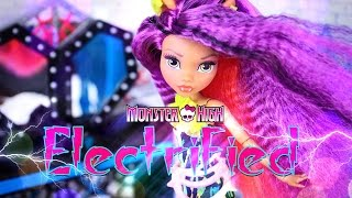 Download Unbox Daily: Monster High Electrified - Clawdeen Wolf - Doll Review - 4K Video