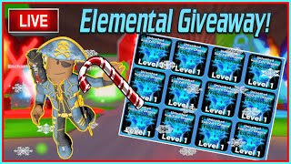 Download Ninja Legends Pet Giveaway! | Christmas Update! Live (12/21) Video