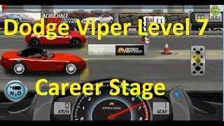 Download Drag Racing Dodge Viper SRT-10 Career Stage 7 Video