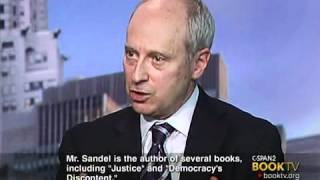Download BookTV: After Words: Michael Sandel, ″What Money Can't Buy: The Moral Limits of Markets″ Video