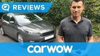 Download Ford Focus 2017 Hatchback review | Mat Watson Reviews Video