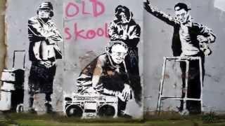 Download Best 3D Graffiti Art By Street Artist BANKSY HD (PART 1) Video