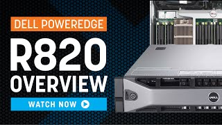 Download Dell PowerEdge R820 Video