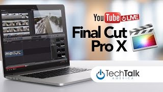 Download Final Cut Pro X Tutorial Video