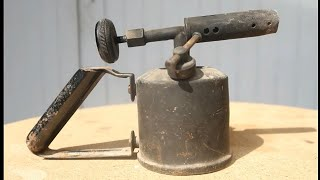 Download 100 YEAR OLD BLOW TORCH Video
