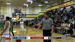 Download Game 8 White Mountain Holiday Classic Basketball Tournament At Blue Ridge High School Video