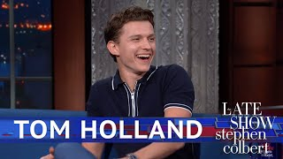 Download Tom Holland's Memorable Workout With Jake Gyllenhaal Video